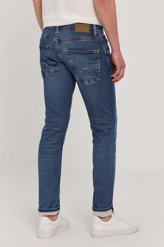 Pepe Jeans - Jeansy Track Materiał zasadniczy: 98 % Bawełna, 2 % Elastan, Podszewka kieszeni: 60 % Bawełna, 40 % Poliester