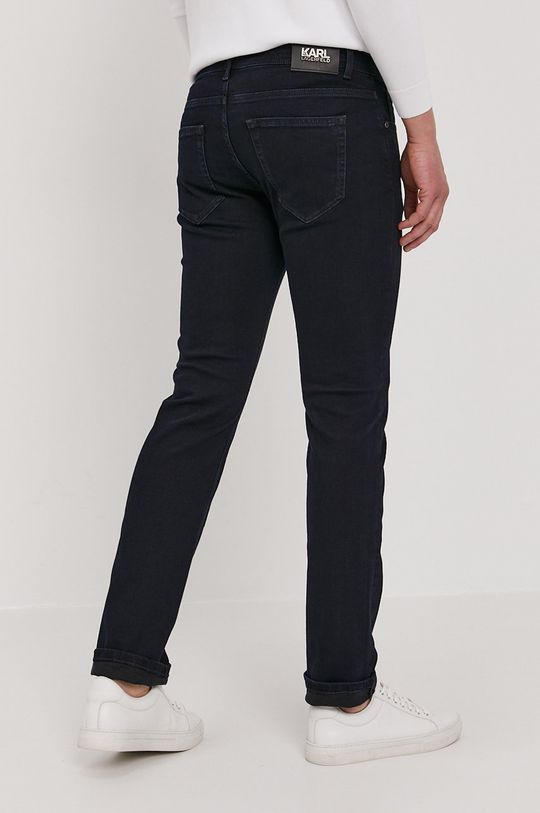 Karl Lagerfeld - Jeansy 93 % Bawełna, 2 % Elastan, 5 % Elastomultiester