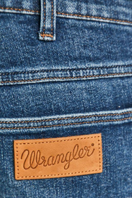 niebieski Wrangler - Jeansy 803