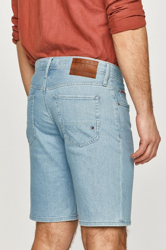 Tommy Hilfiger - Džínové šortky  90% Bavlna, 2% Elastan, 8% Polyester