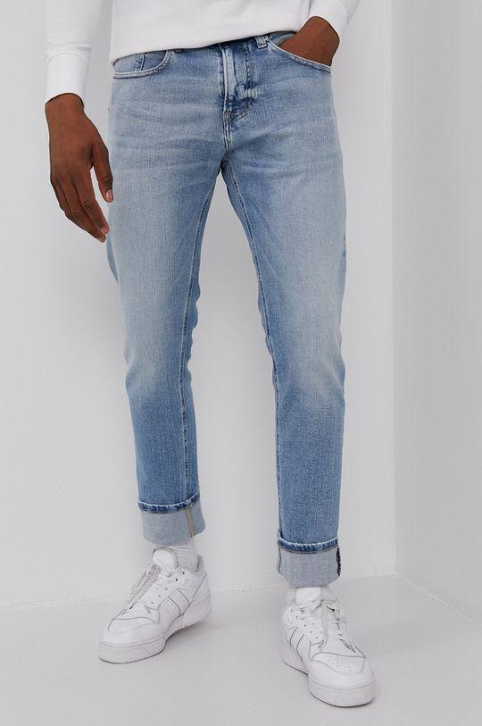 albastru Tommy Jeans - Jeansi AUSTIN De bărbați