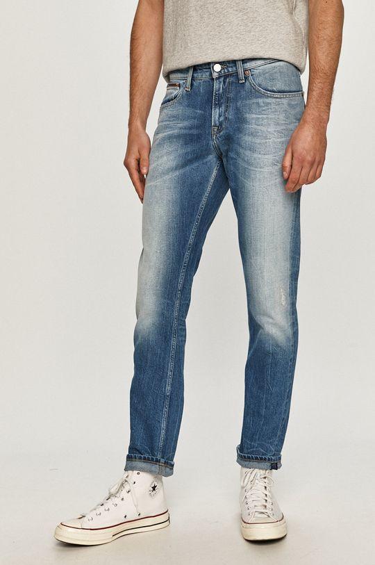 modrá Tommy Jeans - Rifle Scanton Pánsky