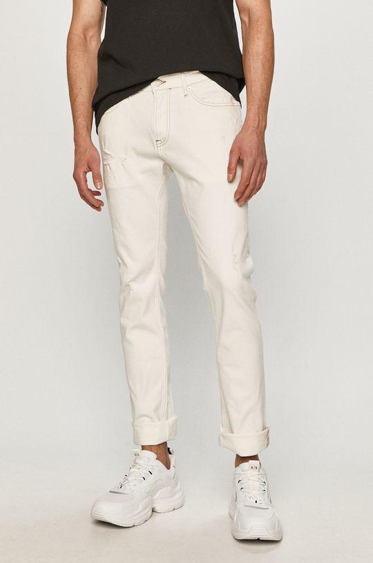 бял Tommy Jeans - Дънки Scanton Чоловічий