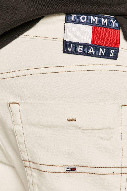 bílá Tommy Jeans - Džíny Scanton