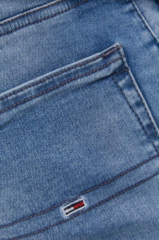 niebieski Tommy Jeans - Jeansy Simon