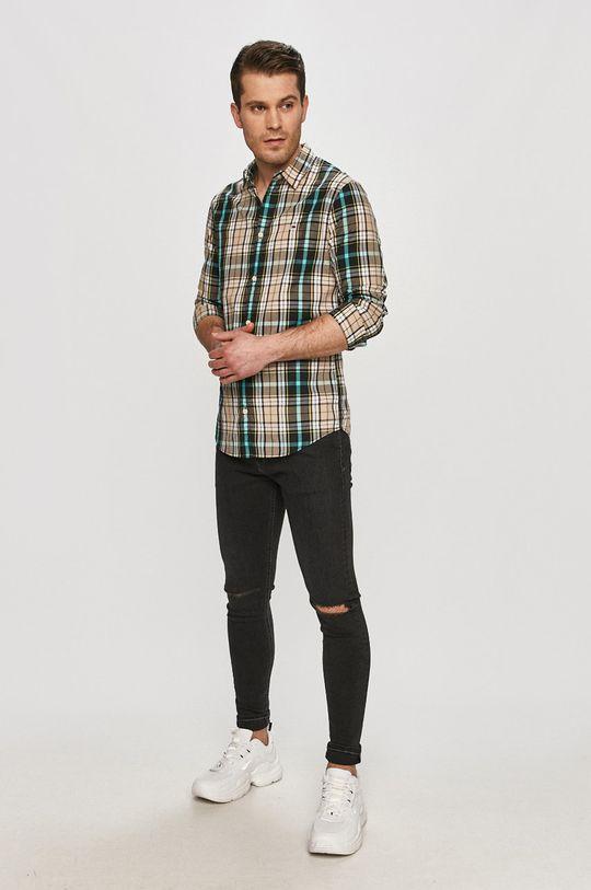 Tommy Jeans - Džíny Finley černá