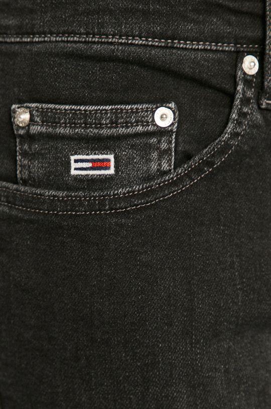 černá Tommy Jeans - Džíny Finley