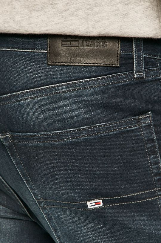 granatowy Tommy Jeans - Jeansy Scanton