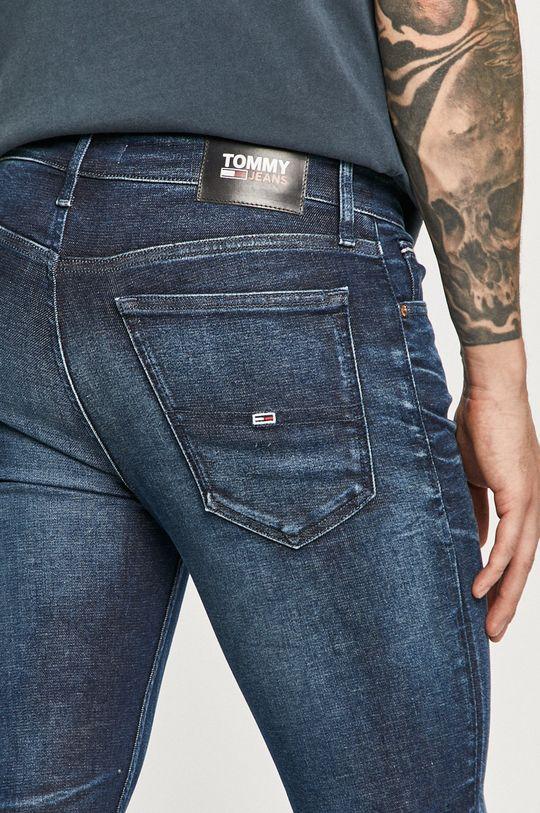 modrá Tommy Jeans - Rifle Simon