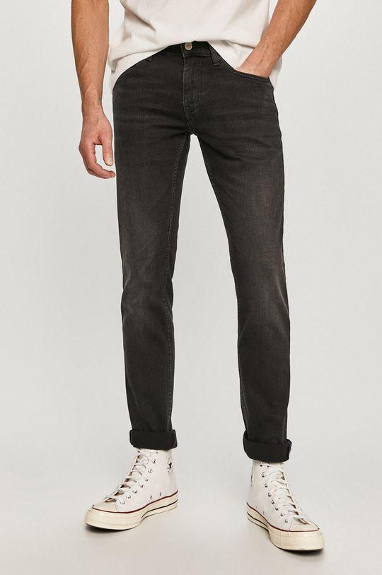 čierna Tommy Jeans - Rifle Scanton Pánsky