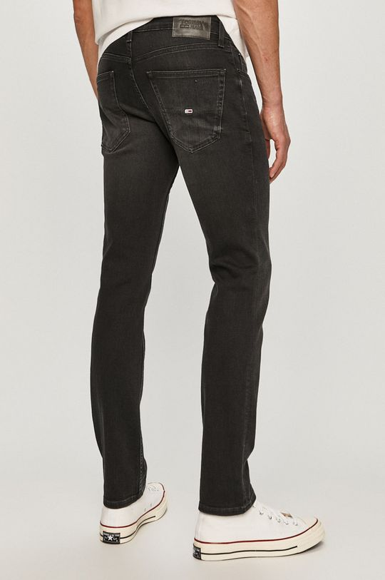 Tommy Jeans - Rifle Scanton  94% Bavlna, 2% Elastan, 4% Polyester