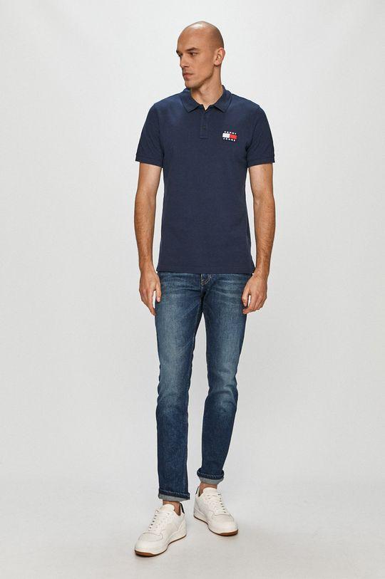 Tommy Jeans - Džíny Ryan námořnická modř