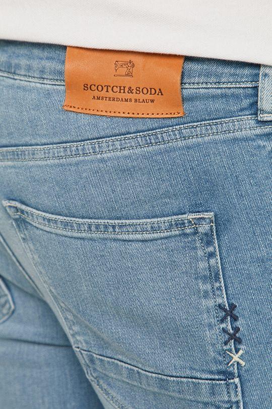 niebieski Scotch & Soda - Jeansy Skim