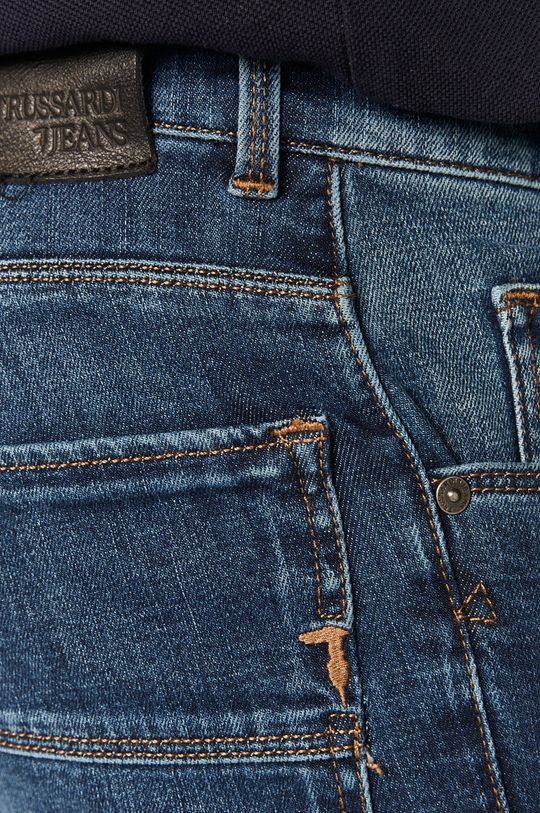 niebieski Trussardi Jeans - Jeansy