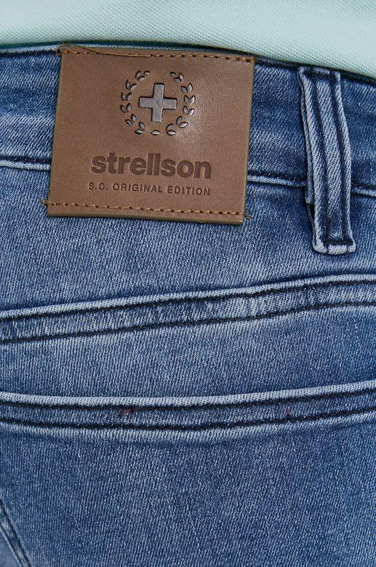 niebieski Strellson - Jeansy Robin