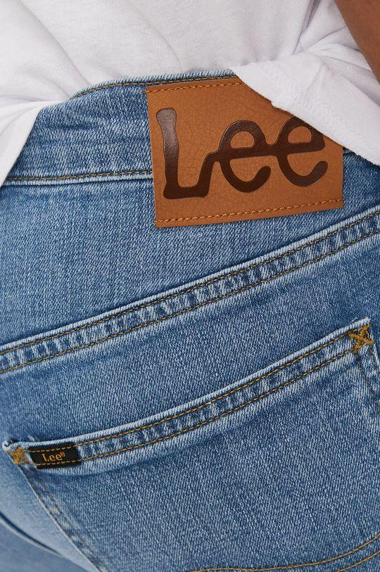 jasny niebieski Lee - Jeansy Daren