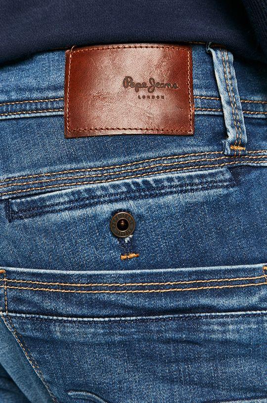 modrá Pepe Jeans - Džíny Spike