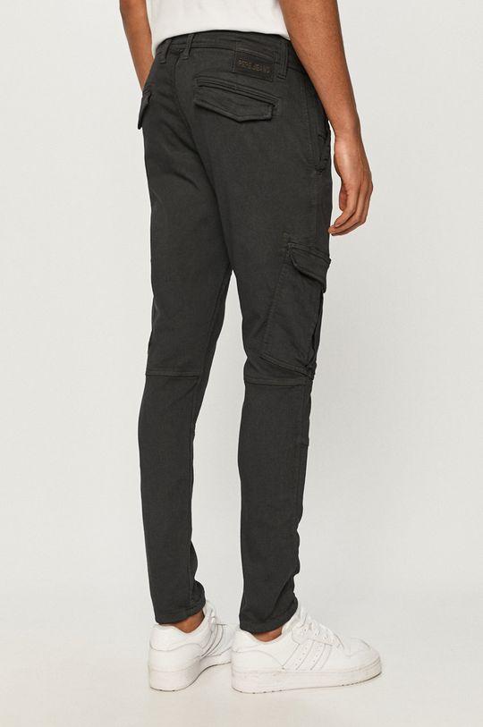 Pepe Jeans - Kalhoty Jared  76% Bavlna, 1% Elastan, 23% Polyester