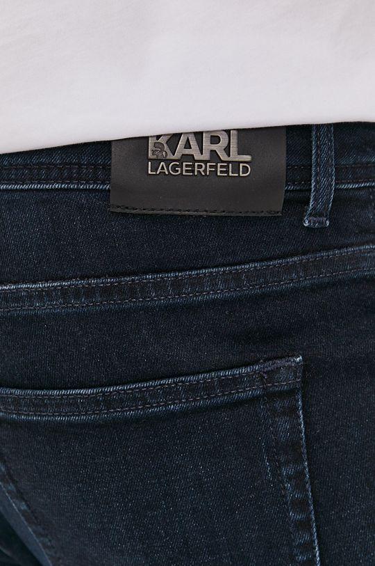 námořnická modř Karl Lagerfeld - Džíny