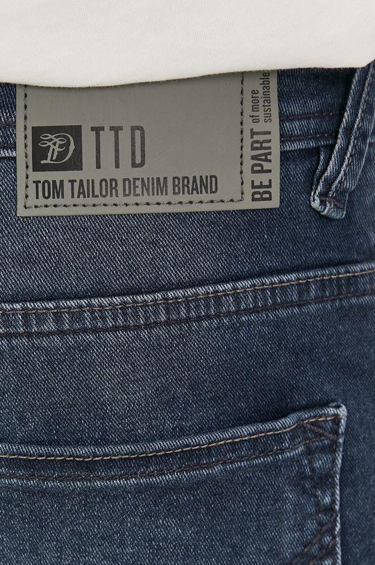 granatowy Tom Tailor - Jeansy Aedan