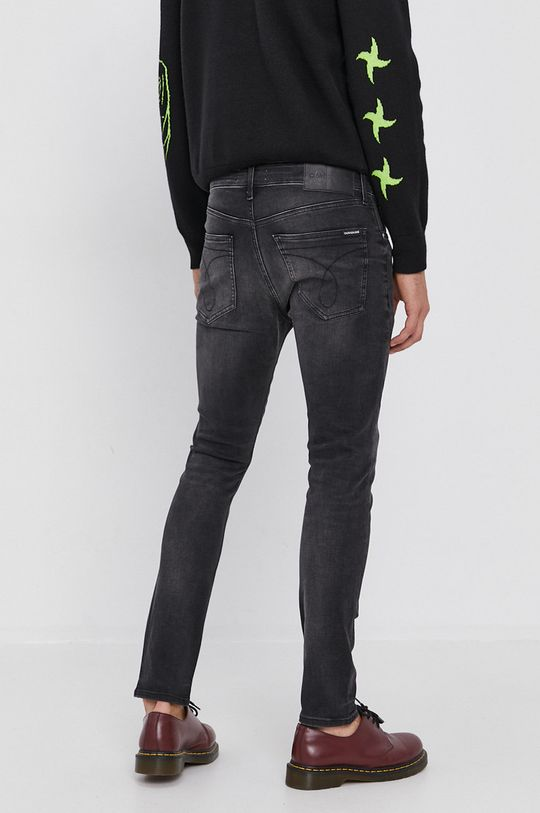Calvin Klein Jeans - Džíny  92% Bavlna, 2% Elastan, 6% elastomultiester