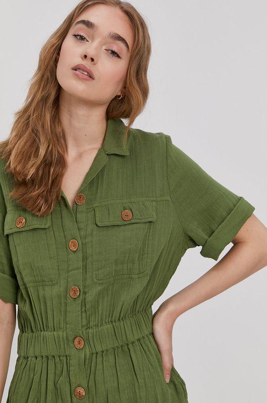 zielony Roxy - Kombinezon