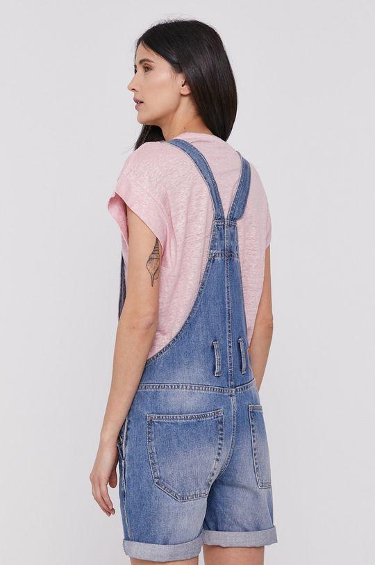 Pepe Jeans - Ogrodniczki Abby Fabby 100 % Bawełna