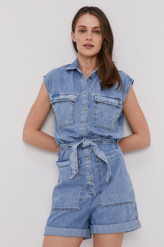 albastru Pepe Jeans - Salopeta jeans Gemini De femei