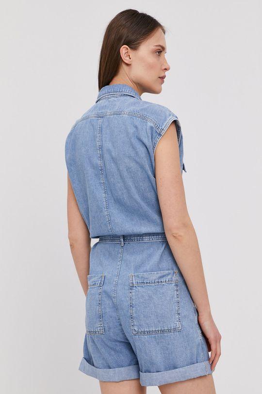 Pepe Jeans - Salopeta jeans Gemini  100% Bumbac