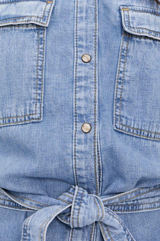 Pepe Jeans - Salopeta jeans Gemini De femei