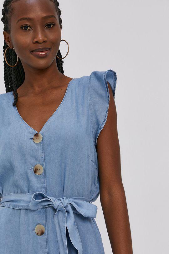niebieski Vero Moda - Kombinezon
