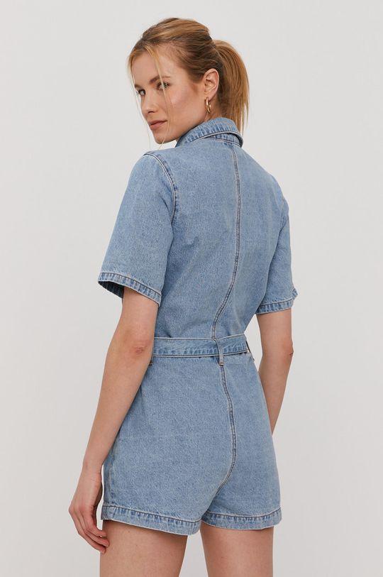 Billabong - Kombinezon jeansowy 100 % Bawełna