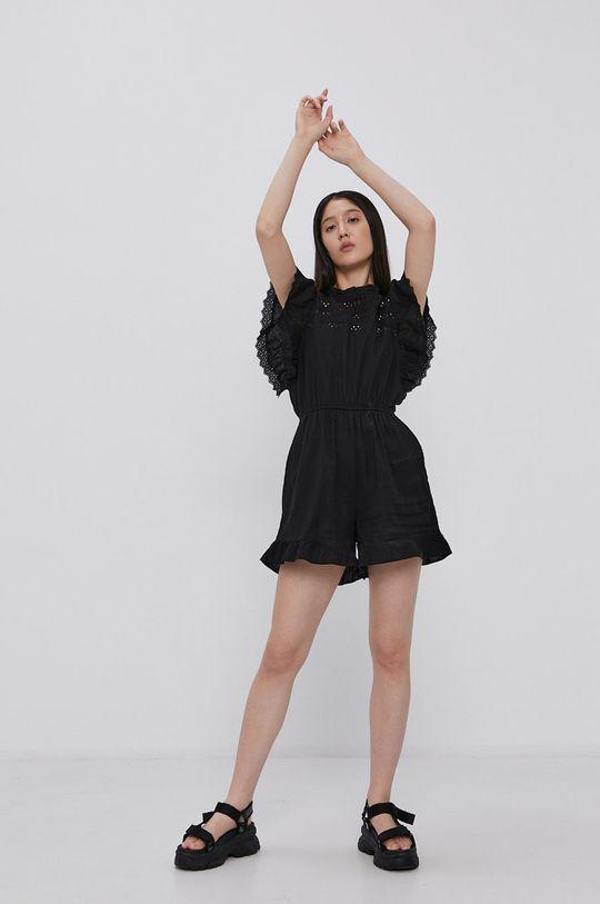 Vero Moda - Overal černá