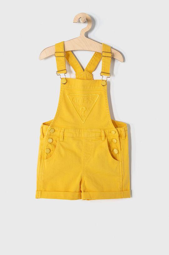 žltá Guess - Detský overal 116-175 cm Dievčenský