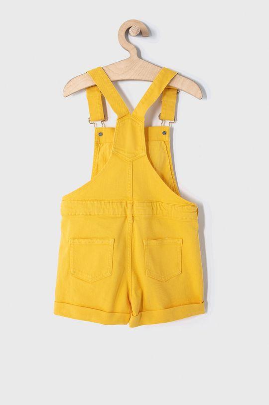 Guess - Detský overal 116-175 cm žltá