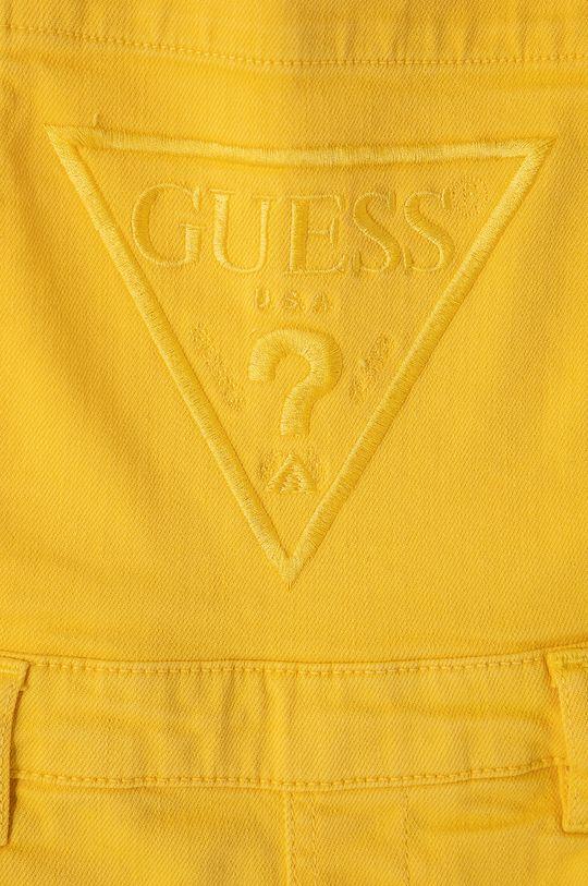 Guess - Detský overal 116-175 cm  98% Bavlna, 2% Elastan