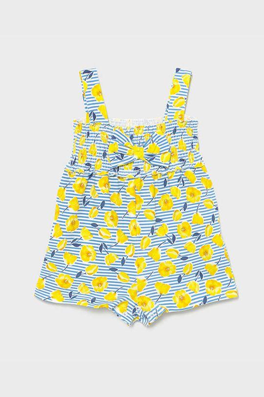 żółty Mayoral - Kombinezon dziecięcy Dziewczęcy