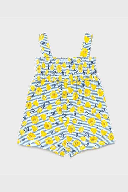 Mayoral - Kombinezon dziecięcy żółty