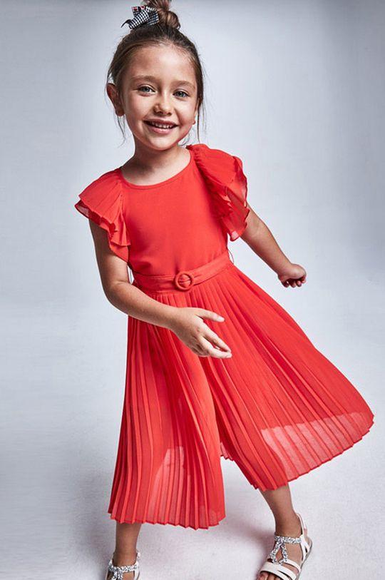 czerwony Mayoral - Kombinezon dziecięcy Dziewczęcy