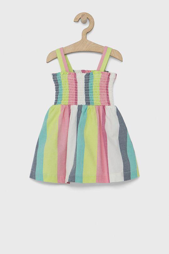 vícebarevná GAP - Dívčí šaty Dívčí