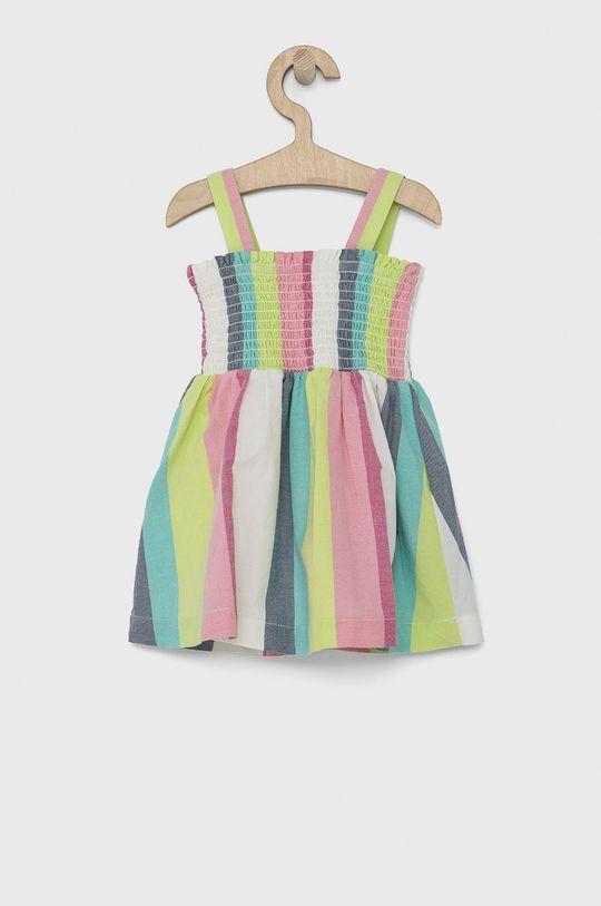 GAP - Dívčí šaty vícebarevná