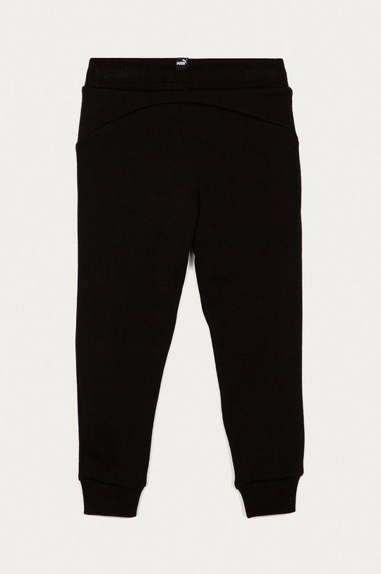 Puma - Detské nohavice 92-176 cm čierna