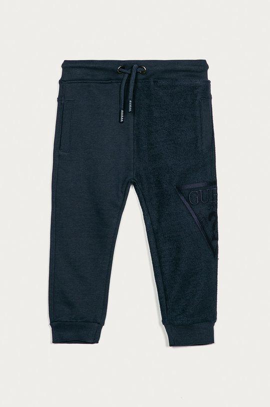 granatowy Guess - Spodnie dziecięce 92-122 cm Chłopięcy
