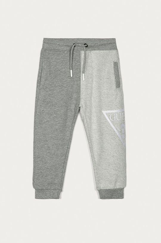 szary Guess - Spodnie dziecięce 92-122 cm Chłopięcy