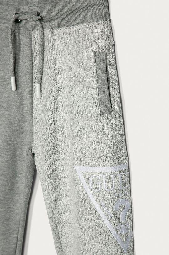 Guess - Spodnie dziecięce 92-122 cm 92 % Bawełna, 8 % Poliester