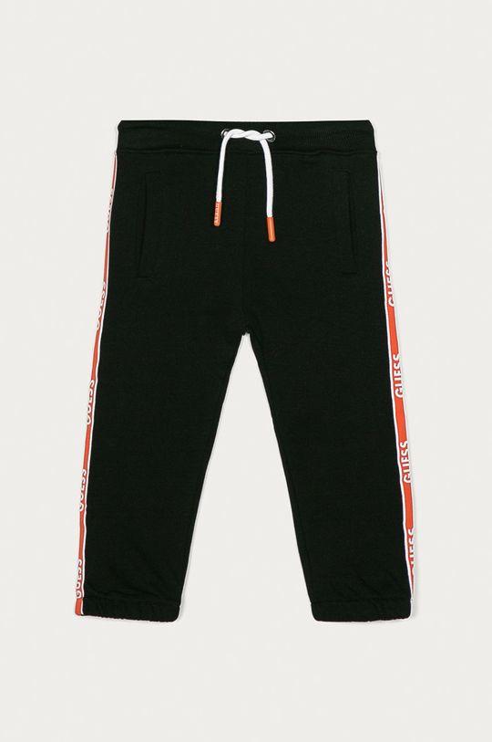 czarny Guess - Spodnie dziecięce 92-122 cm Chłopięcy