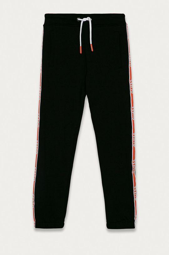 černá Guess - Dětské kalhoty 128-175 cm Chlapecký