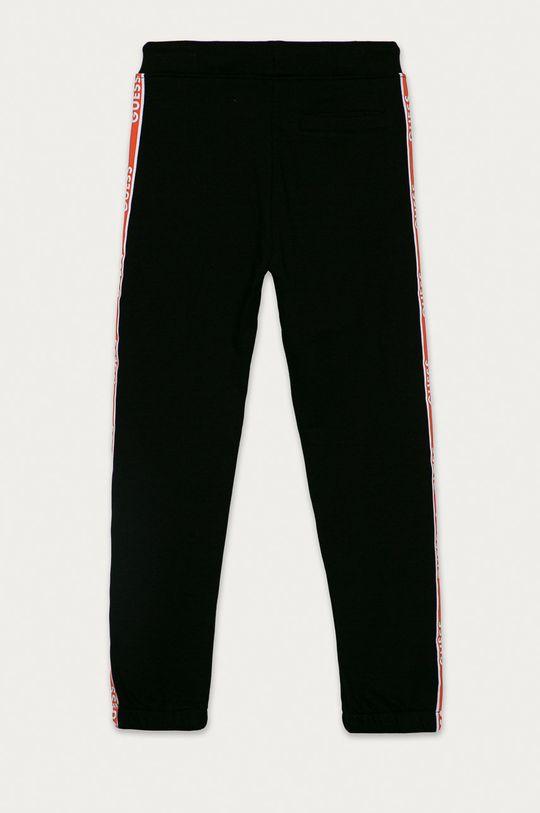 Guess - Dětské kalhoty 128-175 cm černá