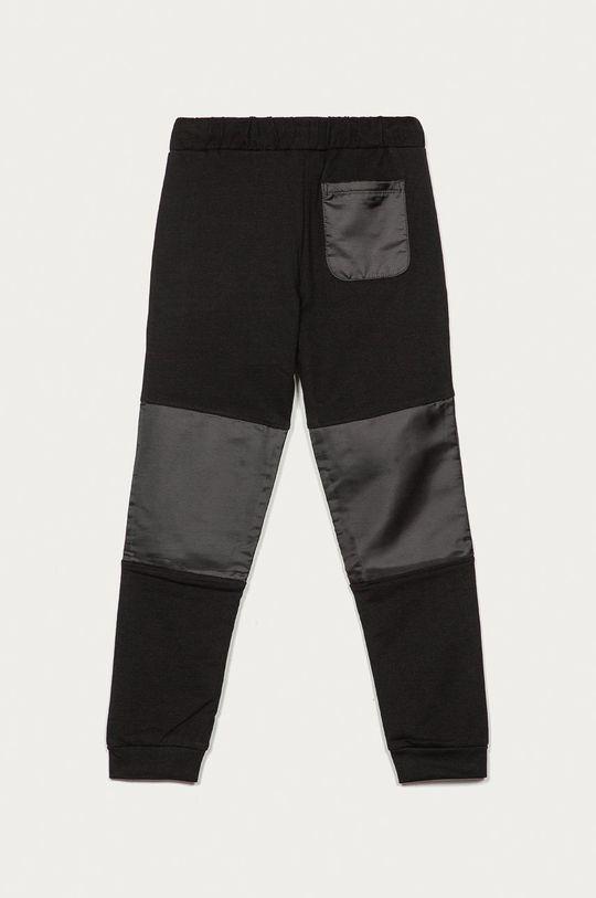 Guess - Detské nohavice 116-175 cm čierna