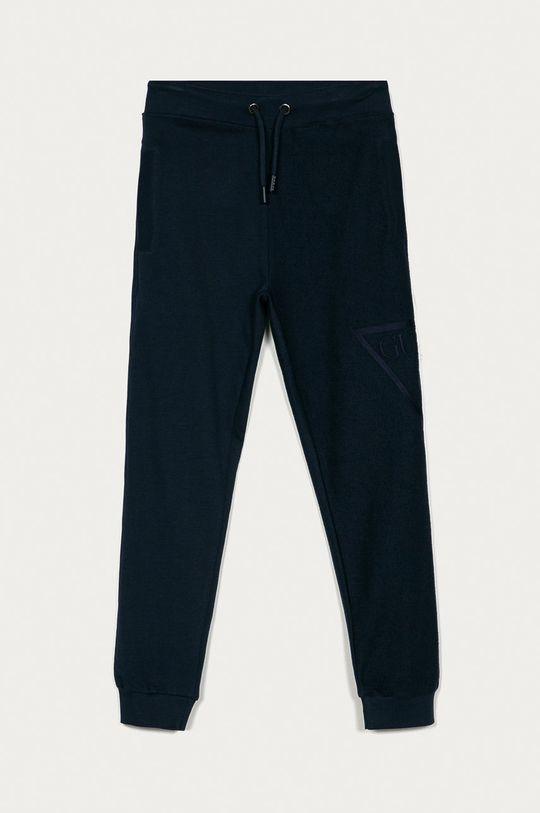 tmavomodrá Guess - Detské nohavice 129-175 cm Chlapčenský